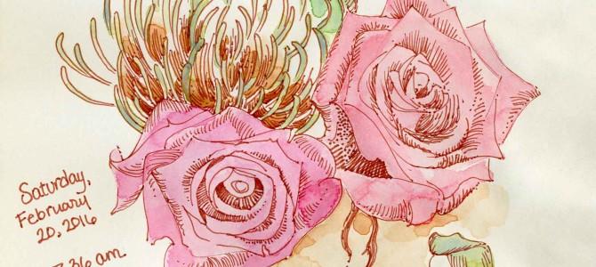 Bouquet Vignettes